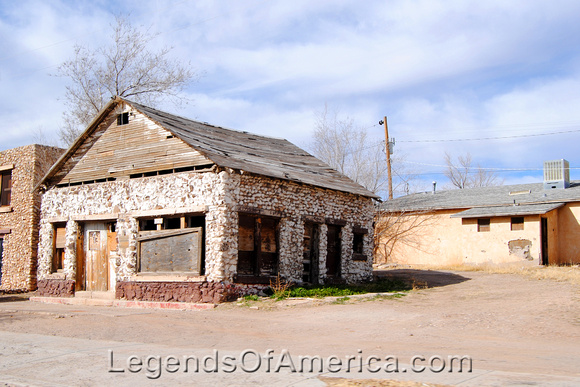 Peach Springs, AZ - Old Building
