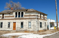 Brownell, KS - Business Buildings
