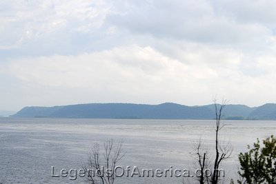 Ferryville, WI - Mississippi River (Lake)