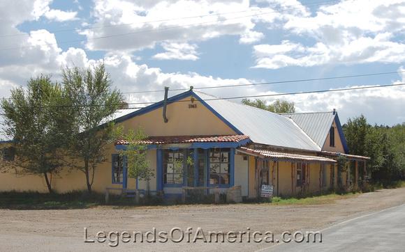 Cimarron, NM - Barlow & Sanderson Stage Station
