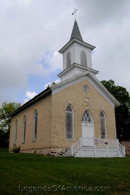 Sullivan, WI - Evangelical United Brethren Church