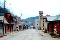 Eureka Springs, AR - Business District