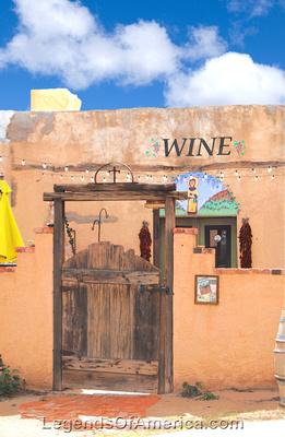 Mesilla, NM - Wine