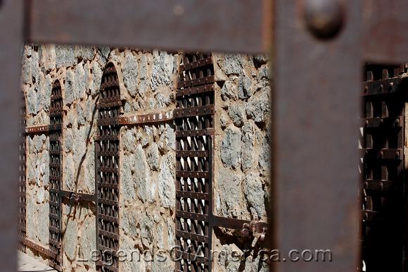 Yuma, AZ - Territorial Prison Main Cell Block