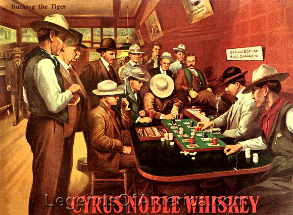 Cyrus Noble Whiskey
