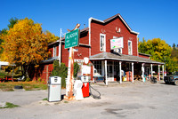 Aladdin, WY - General Store & Gas Pumps
