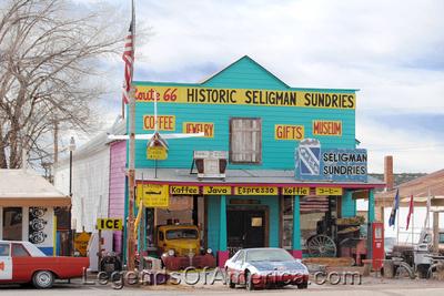 Seligman, AZ - Seligman Sundries
