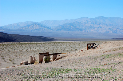 Death Valley, CA - Ashford Mill - 3