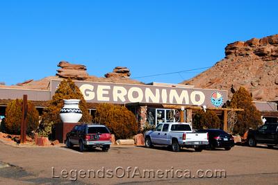 Joseph City, AZ - Geronimo's Trading Post