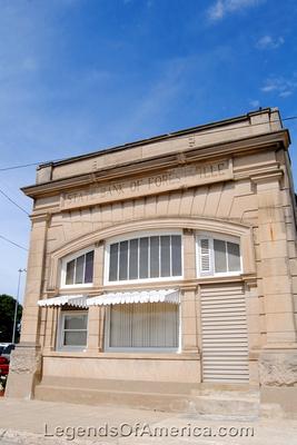 Forestville, WI - Bank