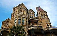 Galveston, TX - The Bishop's Palace - 2