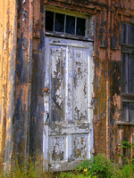 Abilene, KS - Old Town Door