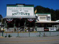 Keystone, SD - Antique Store & Saloon