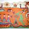 Petrified Forest, AZ - Painted Desert Inn Mural