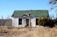 Carta Valley, TX - Abandoned House
