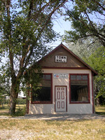 Buffalo Gap, SD - TownHall