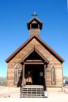 Goldfield, AZ - Church