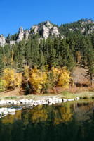 Spearfish Canyon, SD - River