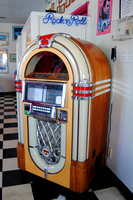 Kingman, AZ - Mr. D's Diner Jukebox