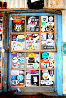 Hackberry, AZ - Window Stickers