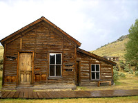 Bannack, MT - House - 2