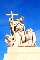 Fort Yuma, CA - St Thomas Church Statue