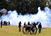 Chickamauga, GA - Battle Re-enacters