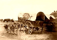 Civil War Wagon, 1865