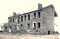 Fort Gibson, OK - Barracks, 1934
