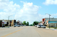 Bucklin, KS - Main Street