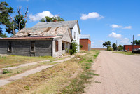 Kingsdown, KS - Main Street