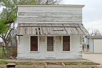 Burdett, KS - Old Building