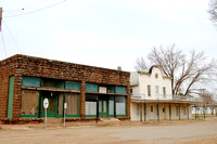 Brookville, KS - Main Street Buildings