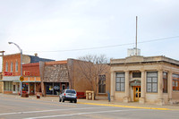 Ellsworth, KS - Main Street Buildings