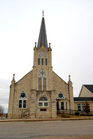 Alma, KS - St. Johns Lutheran Church