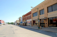 Eureka, KS - Main Street Buildings - 2