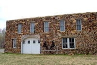Ellsworth, KS - Livery Stables
