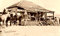 Langtry, TX - Judge Roy Bean's Saloon