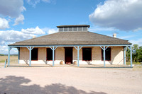 "Fort Laramie, WY - ""New"" 1876 Guardhouse"