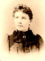 Laura Ingalls Wilder, pioneer and author