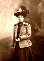 Calamity Jane, rowdy woman of the west, 1870