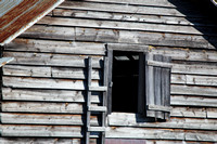 Arkansas - Barn Ladder and Window
