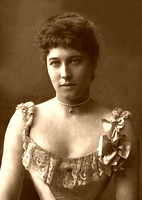 Lillie Langtry, actress, 1890