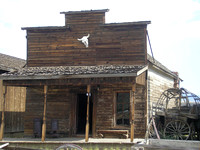 Cody, WY - Old Trail Town - Building