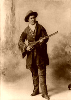 Calamity Jane, rowdy woman of the west, 1895