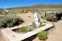 Bodie, CA - Cemetery