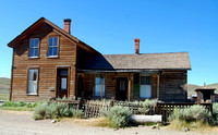 Bodie. CA - House