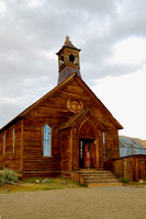 Bodie, CA - Methodist Church