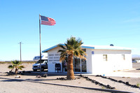 Amboy, CA - Post Office