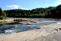 Cumberland River, KY - Above the Falls